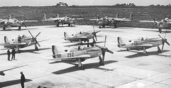 Historias / FAU 252: el avión que no muere